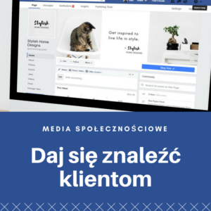 Prowadzenie fanpage na Facebooku (cena za 1 miesiąc)