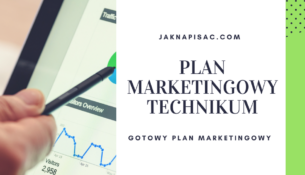 Plan marketingowy Technikum