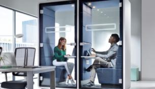 Jak pracować bezpiecznie w biurze w czasie pandemii? 5 wskazówek do zastosowania w twojej firmie